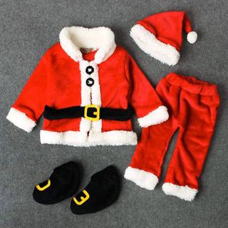 サンタクロース 子供服 4セット