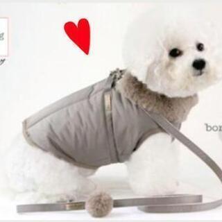 大特価!!⛄ハーネス&リード付き犬服