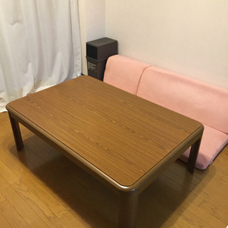 家具調コタツ(大)8000円