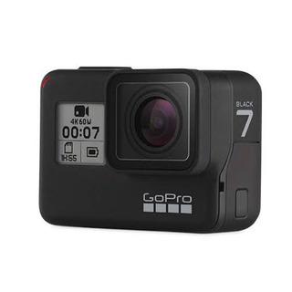 【値下げ】【美品】【未使用中古】GoPro HERO7 BLACK