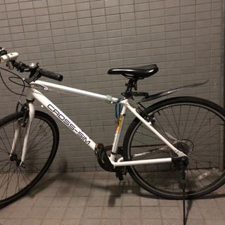 クロスバイク 7段変速