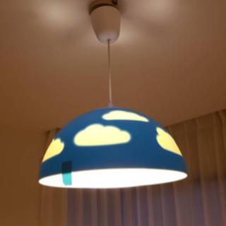 子供部屋に抜群の照明