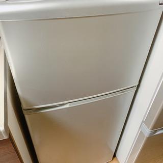 冷蔵庫 単身用 2ドア