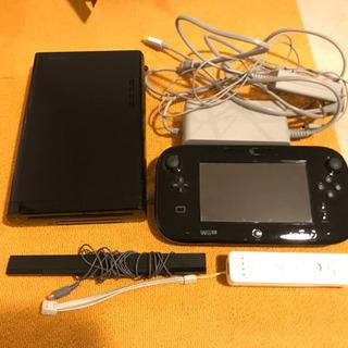 Wii U 32G 黒