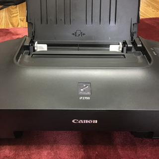 プリンター Canon. ip2700  説明書付き
