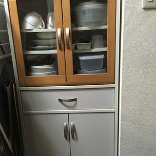 食器棚(58×30×120cm)