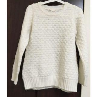 1回着 cepo セーター ホワイト