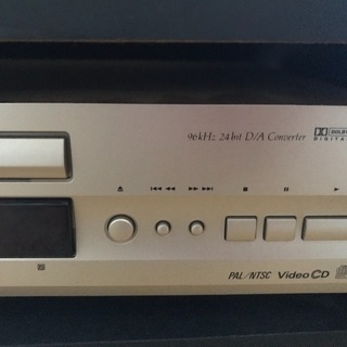 中古美品 DVD/CD/DVD-RW player Pioneer