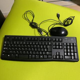 ロジクール キーボード&マウスセット キーボード K120