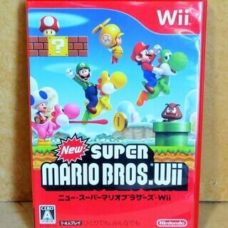 ☆Wii/New SUPER MARIO BROS. Wii ニ...