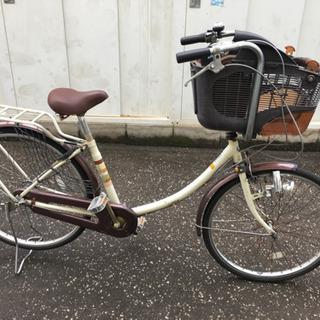 子供乗せ自転車 差し上げます。
