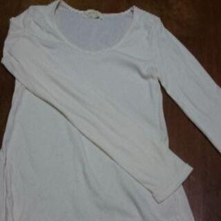 白 ティシャツ 200円
