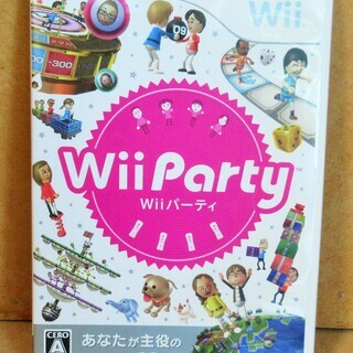 ☆Wii/Wii Party ウィーパーティー◆みんなのM…