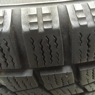 スタッドレスタイヤ4本 215/60/R16