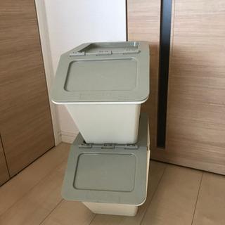 ゴミ箱 x2