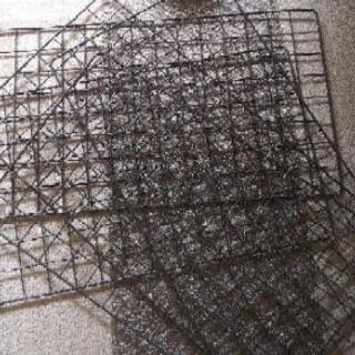 メッシュパネル (ワイヤー ネット)30cm×60cm 5枚