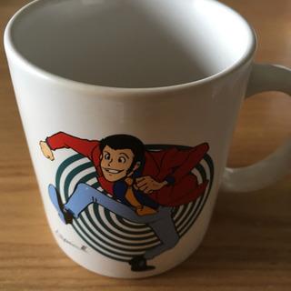 ルパン三世のマグカップ