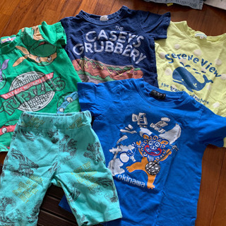 Tシャツ 100センチ パンツ 90サイズ