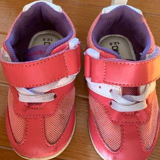 12.5cm 靴