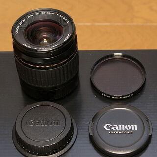 Canon EF 28-80mm f3.5-5.6 II USM ①
