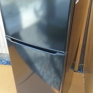 Haier (ハイアール) 2枚ドア 冷凍 冷蔵庫 JR-N13...