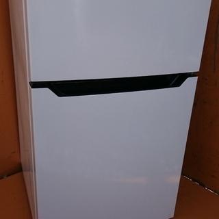 ハイセンス(Hisens) 2ドア冷凍冷蔵庫 HR-B95A 9...