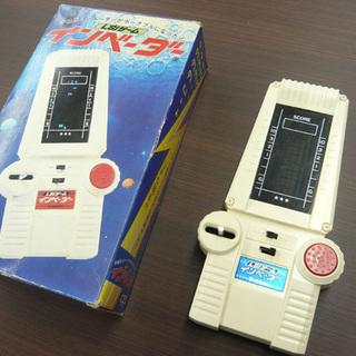 レトロゲーム 学研 LSIゲーム インベーダー 蛍光管式 昭和 ...