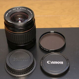 Canon EF 28-80mm f3.5-5.6 II USM...