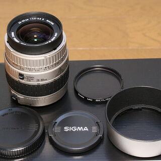 Canon用SIGMA  28-80mm F3.5-5.6 II...