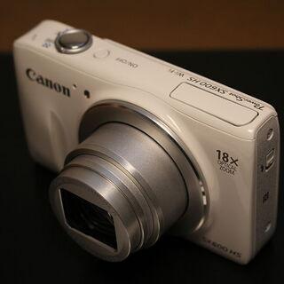 Canon Power Shot SX600HS