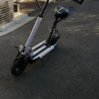 電動キックボード アーバニスト600 3ヶ月使用 電動バイク 原付