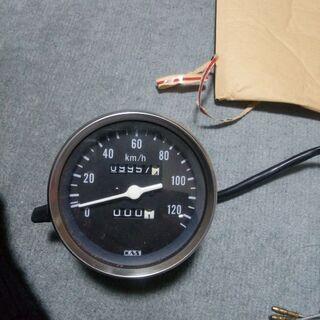 GN125 スピードメーター