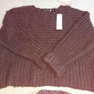 ココディールのセーター新品、未使用品