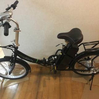 モペット式自転車