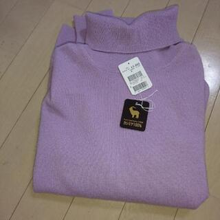 カシミヤ100のセーター