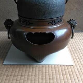 風炉釜 (茶道)