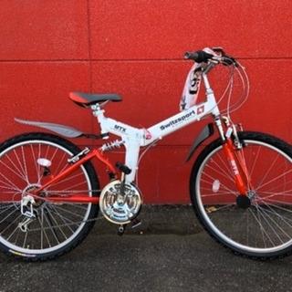 Switzsport 折りたたみ自転車 MTX 26インチ