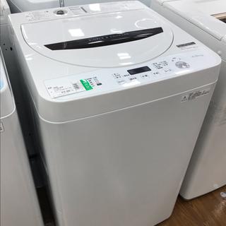 1年間保証付き!SHARP(シャープ) 全自動洗濯機 ES-GA...