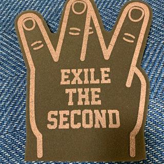 EXILE THE SECOND ライブグッツ