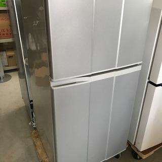 Haier  98リットル 2ドア直冷式冷蔵庫 シルバー JR-...