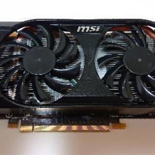 グラフィックボード msi GTX560 ジャンク