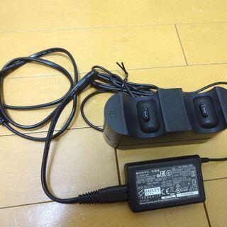 PS4 DUALSHOCK4 充電スタンド ワイヤレスコントロー...