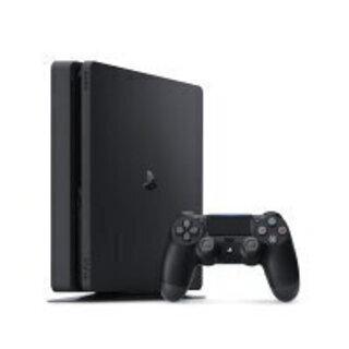 PS4 500GB ジェットブラック 限定特価 新品未使用 先着1名