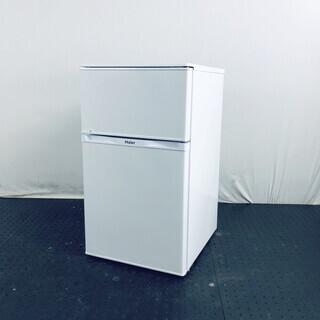中古 冷蔵庫 2ドア ハイアール Haier 2013年製 91...