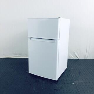 中古 冷蔵庫 2ドア ハイアール Haier 2016年製 85...
