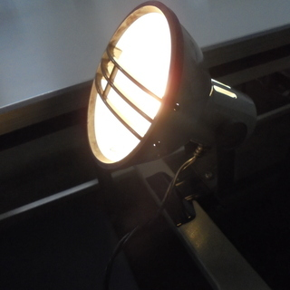 ◆お引取り限定/三重県◆ 中古  クリップ式 ライト