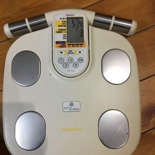 OMRON オムロン 体重計