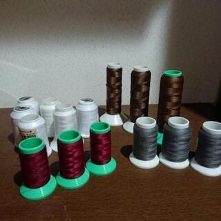 ロックミシン用の糸