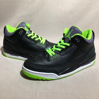 美中古 28 AIR JORDAN 3 RETRO JOKER ナイキ