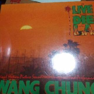 WANG CHUNG レコード